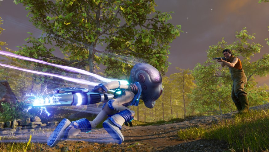 Destroy All Humans remake release date 2020