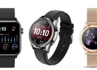 Gionee Smartwatches launch in India