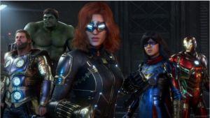 Marvel Avengers New Game release