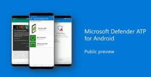 Microsoft defender ATP Application