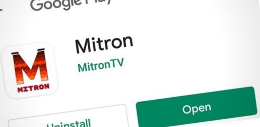 Mitron App on the Playstore