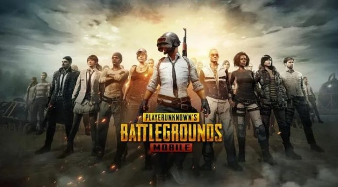 PUBG mobile chinese connections