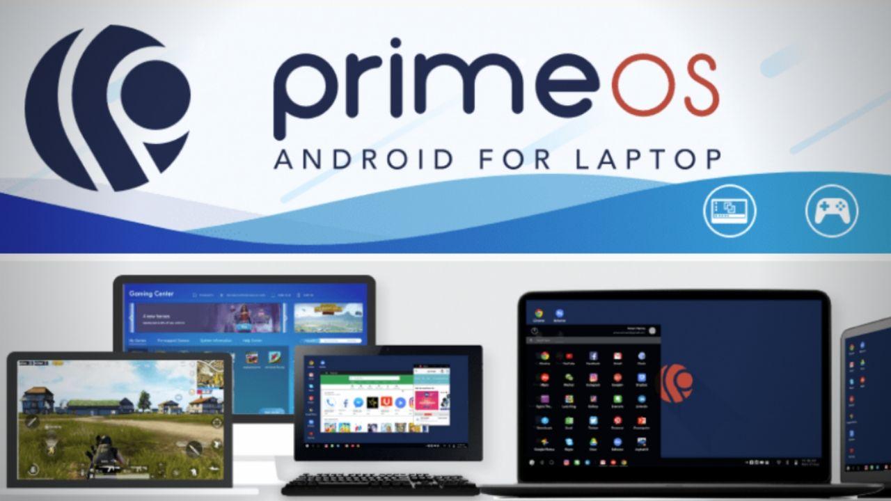 PrimeOS android Emulator