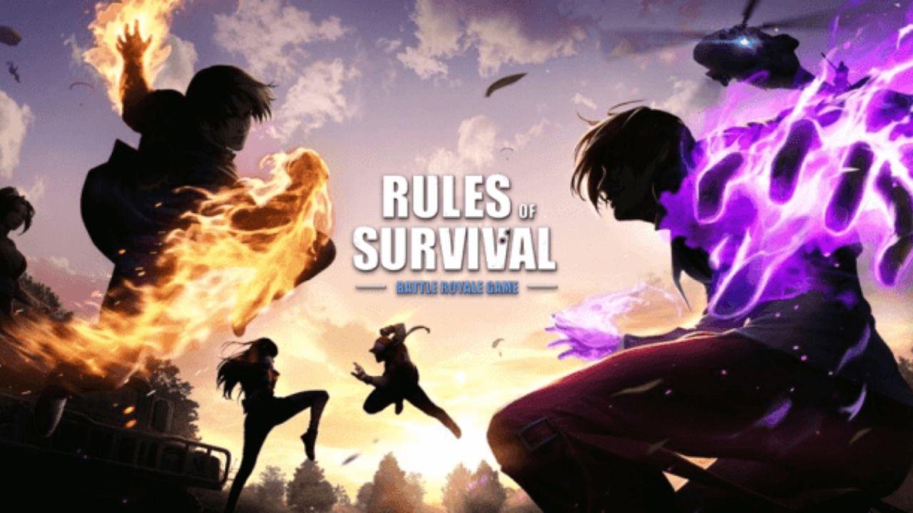 Rules of Survival battle royale