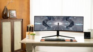 Samsung Odyssey G9 launch world's best performance gaming monitor