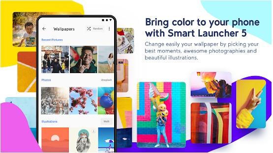 Smart launcher 5 app lock alternatives