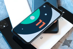 Smartphones compatible with Android 11
