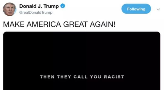 Trump posts deleted