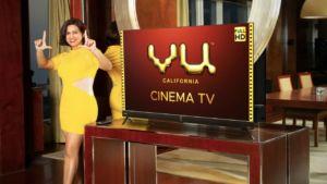 Vu cinema Smart TV series launch