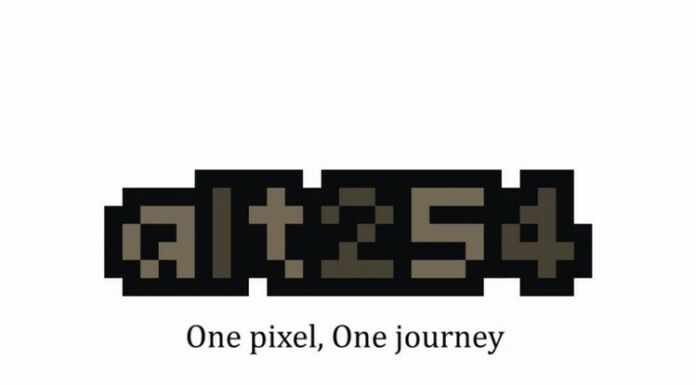 Alt254 one pixel one journey launch
