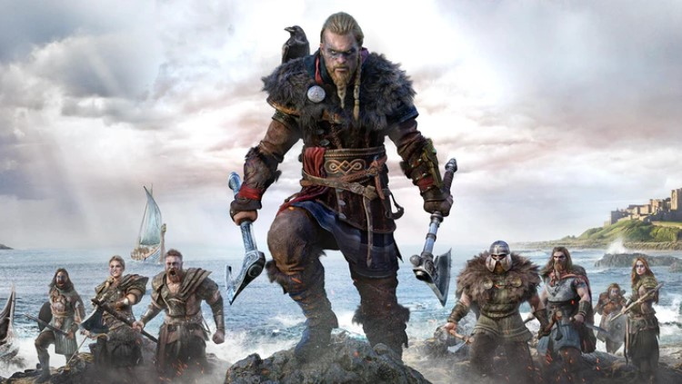 Assassin's creed valhalla release date Ps4