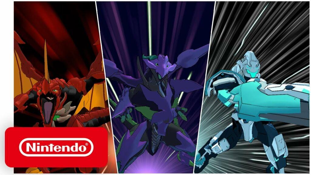 Bakugan switch game Nintendo