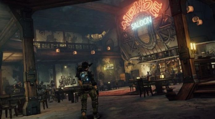 Borderlands 3 new things saloon