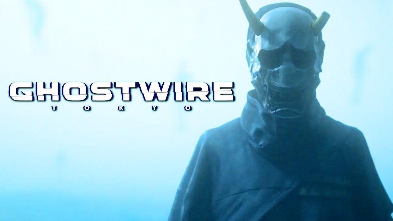 Ghostwire Tokyo release date PS5