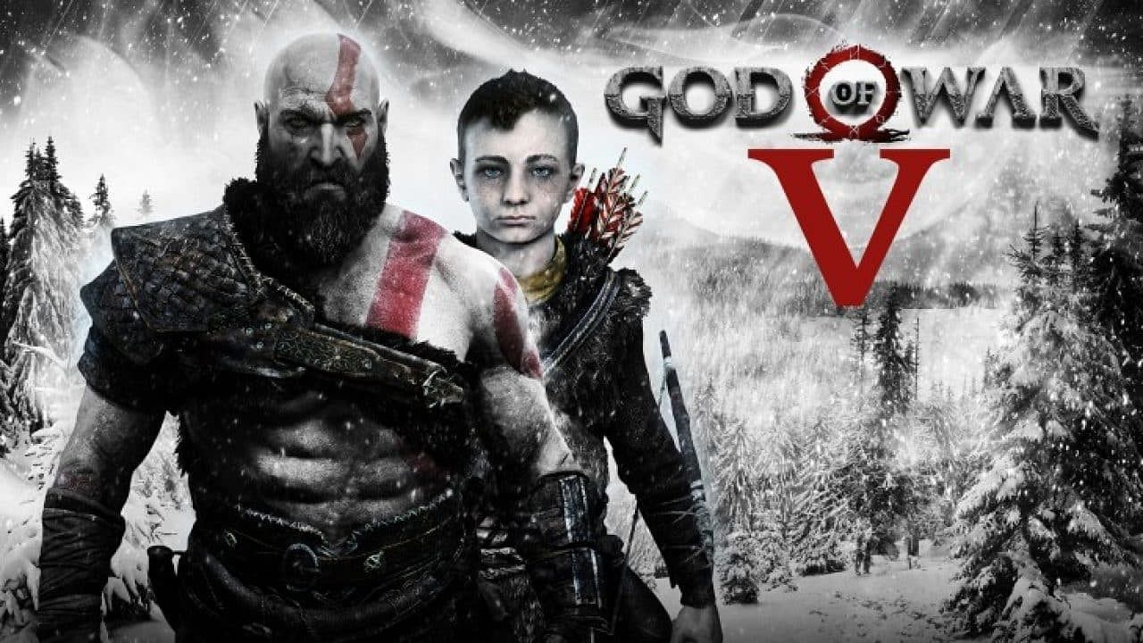 God of war 5 latest update
