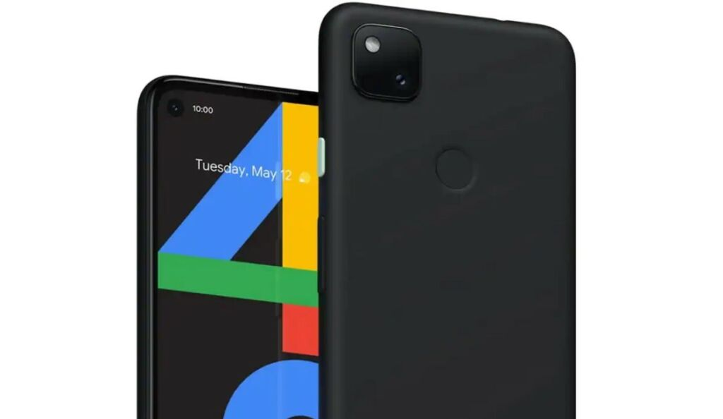 Google Pixel 4a launch with punch hole camera