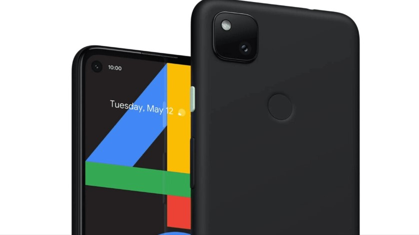 Google pixel 4a design leaks on playstore