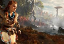 Horizon Zero dawn PS5 game story