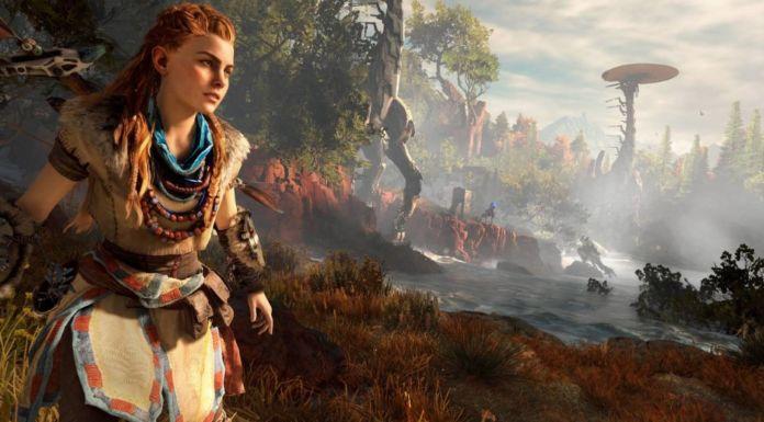 Horizon Zero dawn PS5 game story