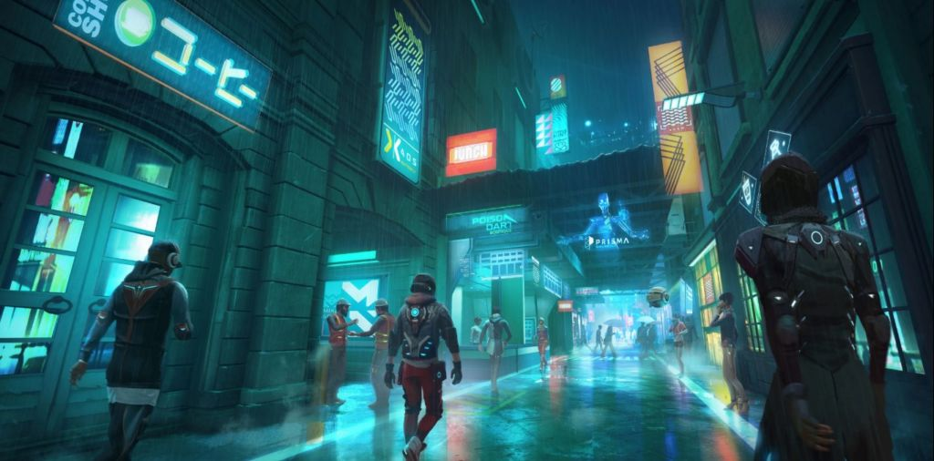Ubisoft Hyper Scape PS4 release date and Plot