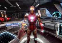 Marvel's Iron Man VR - Armoured Avenger Flies High on PSVR