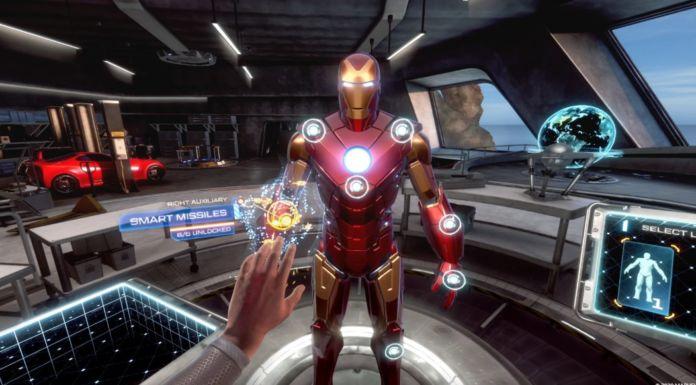 Marvel's Iron Man VR - Armoured Avenger Flies High on PSVR