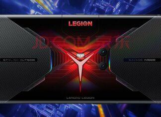 Lenovo legion launch gaming phone popup camera