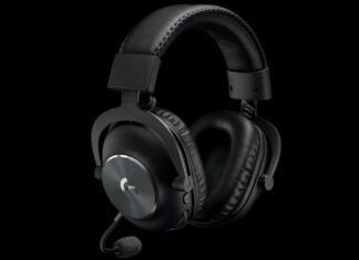 Logitech headset Pro X Lightspeed launch