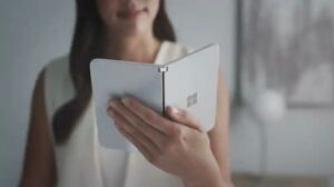 Microsoft surface Duo ready to launch