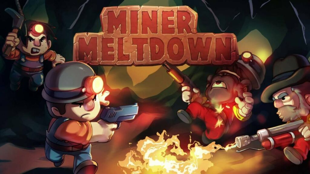 Miner Meltdown Release on Nintendo and Xbox One