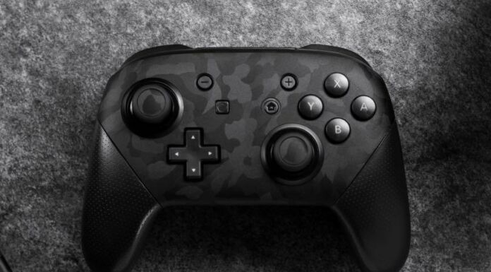 Nintendo Switch Pro Controller discount
