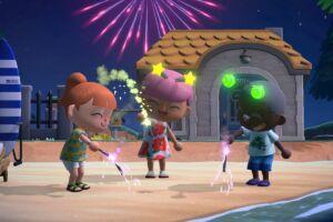 Nintendo animal crossing summer updates brings cloud saving