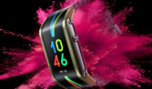 Nubia watch launch with flexible display