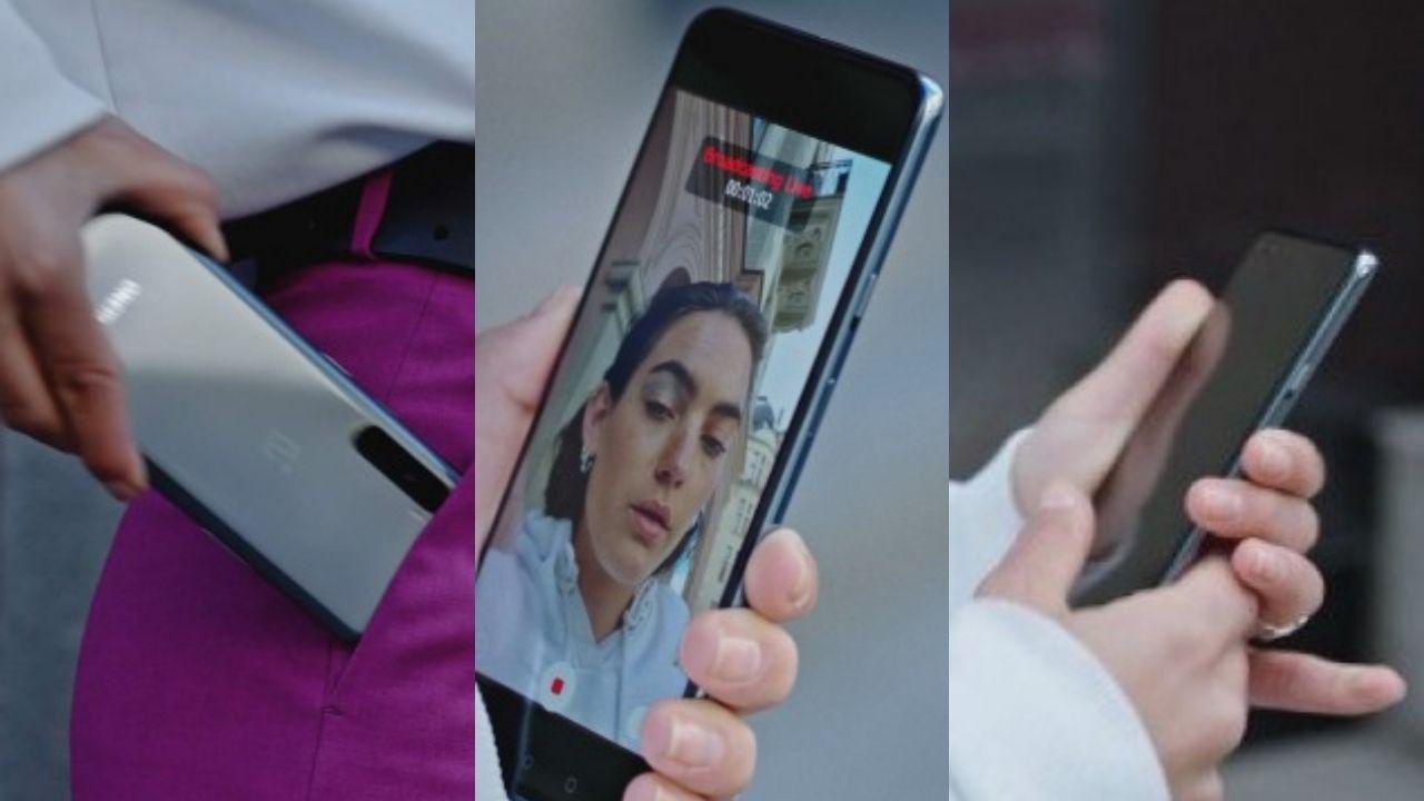 Oneplus Nord smartphone design