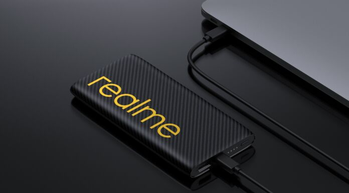 Realme 30W Dart Power Bank launch