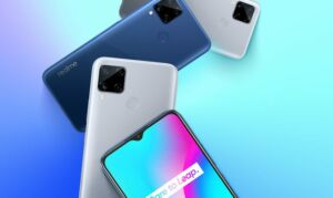 Realme C15 launch with 6000 maha battery