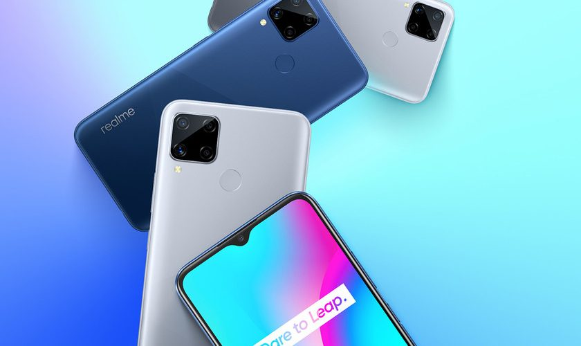 Realme C15 Specifications: Helio G35, Quad Cameras