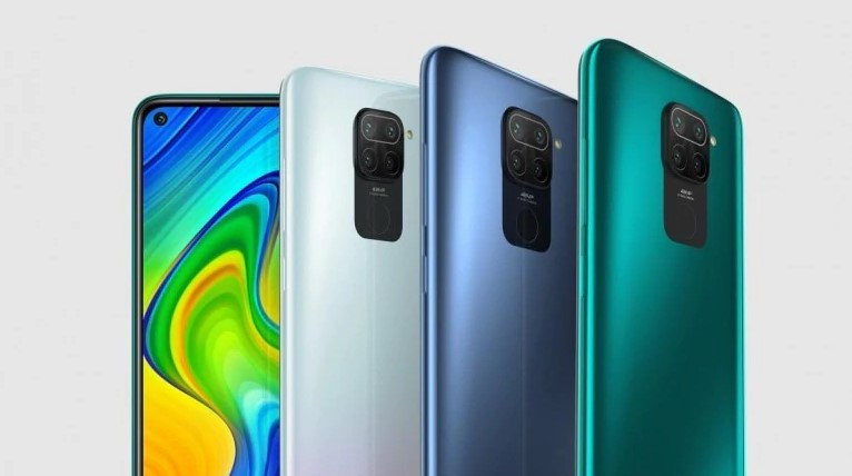 Redmi note 9 india 6gb variant price