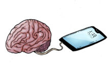 Researchers can track mental health with smartphone