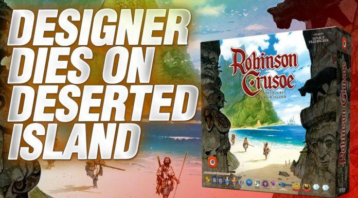 Robinson Cruso Portals 2 release date