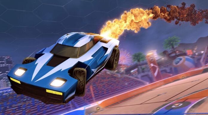 Rocket League will free to play this summer date