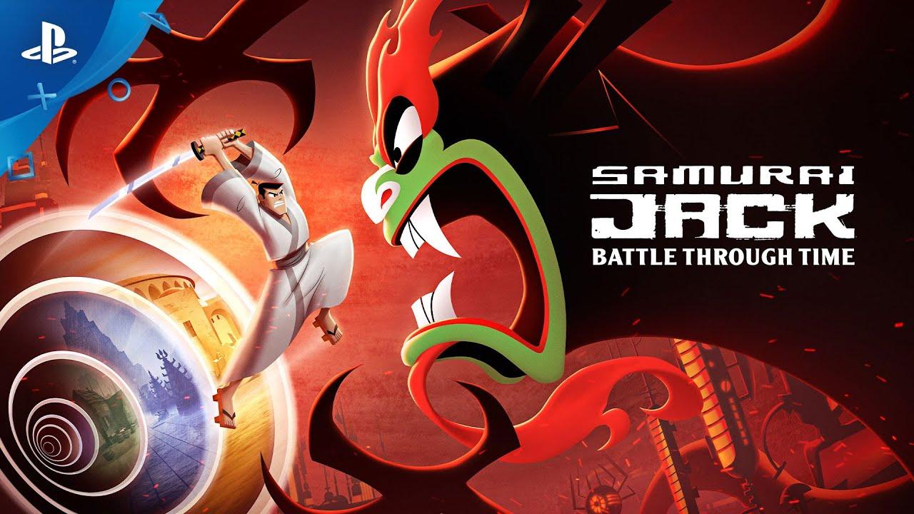 Samurai Jack Game Release date 2020