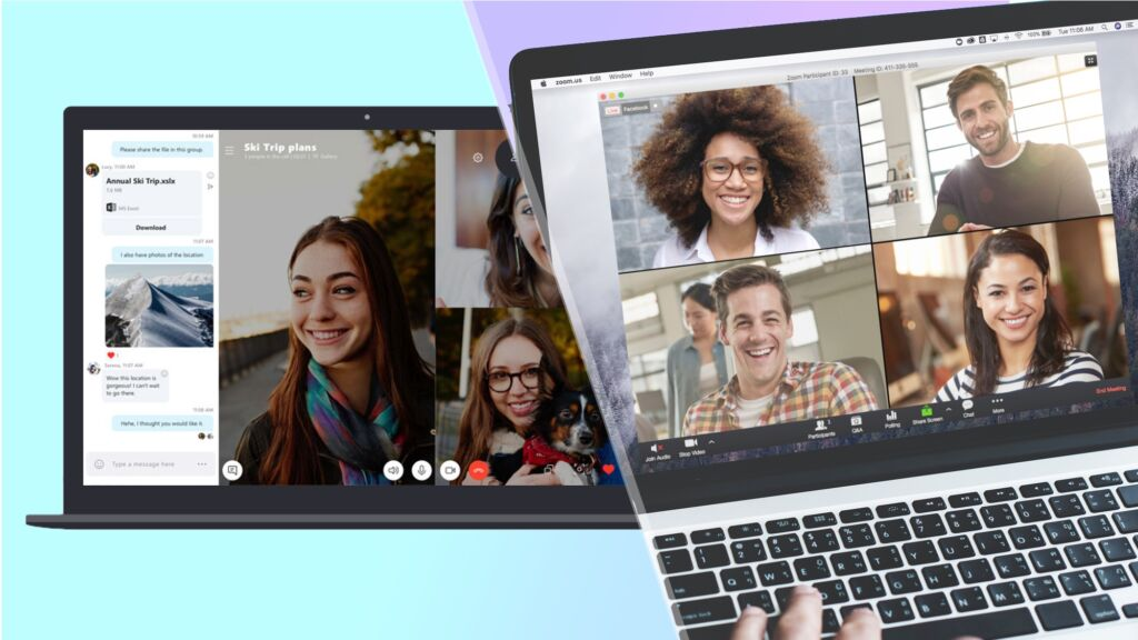 Skype is adding some common features like rival zoom