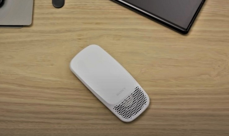 Sony Reon Pocket AC launch