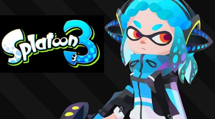 Splatoon 3 launch date on Nintendo