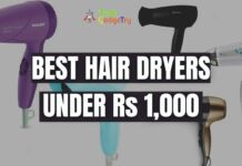 BEST HAIR DRYER UNDER 1000