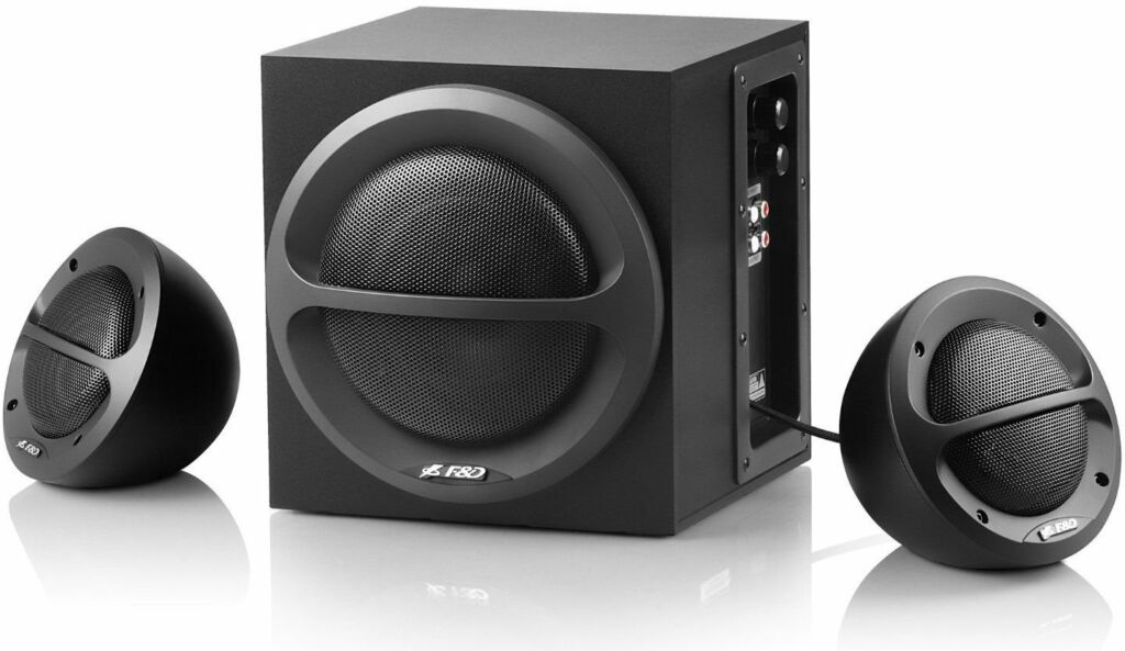 F&D A110 2.1 Multimedia Speakers Home Theater