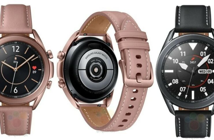 Galaxy Watch 3 confirm hands-on