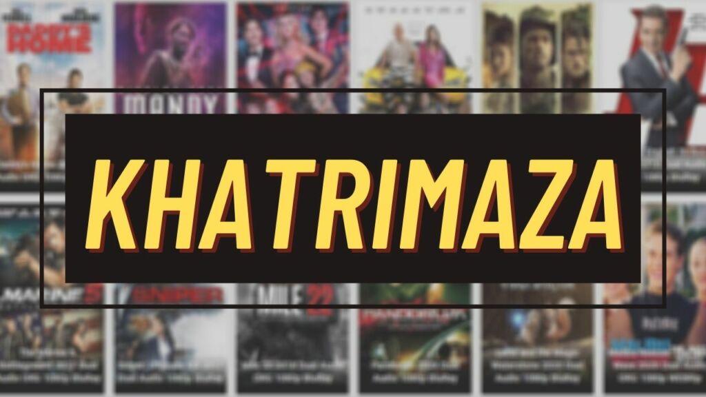 Khatrimaza movie downloading website cover photo