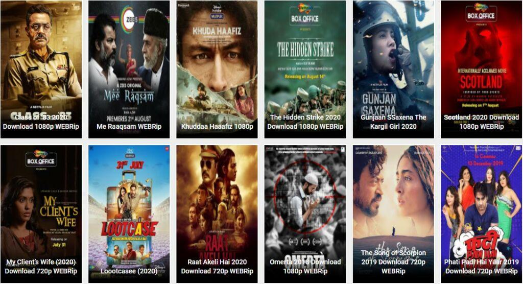 Latest Bollywood Movies from Khatrimaza